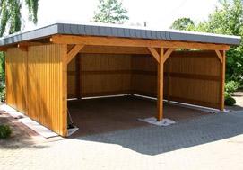 carport-hout-voorkant